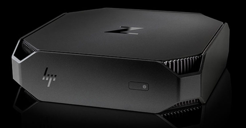 CAD User? The HP Z2 Mini was Made Just for You?