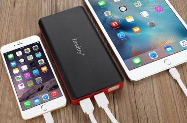 High capacity power banks to keep your devices fully charged