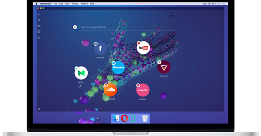 Say hello to Opera Neon, our new concept browser!