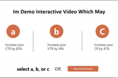 Interactive Video: How EASY & QUICK To Optimize Your Lead & Sales Video In 2019